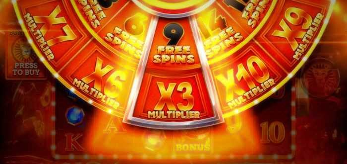 Slot Online Jackpot Free Spin