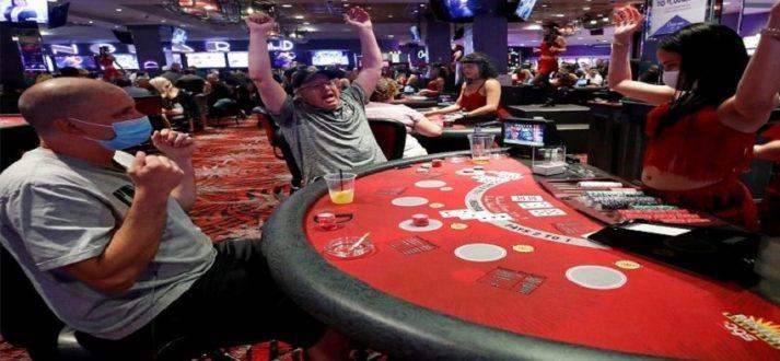 Keuntungan Besar Casino
