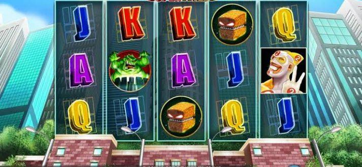 Slot Super Wilds