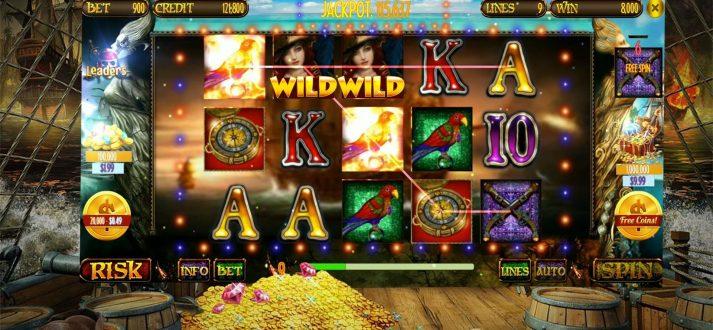 Slot Online Berhadiah Fantastis