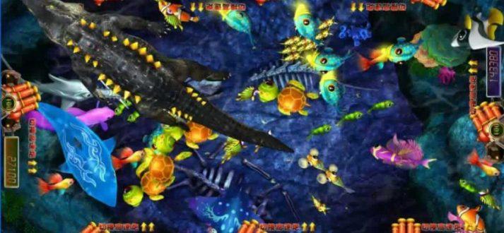 Tembak Ikan Banyak Bonus