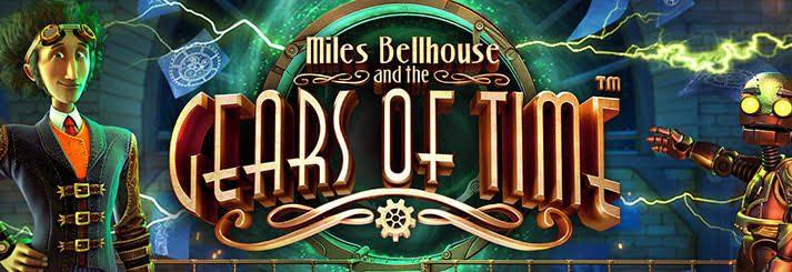 Untungnya Bermain Slot Miles Bellhouse and the Gears of Time - Fairslots