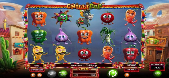 Slot Chillipop